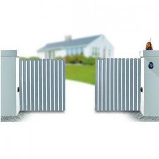 Откатные ворота серии ADS400 «COMFORT».
